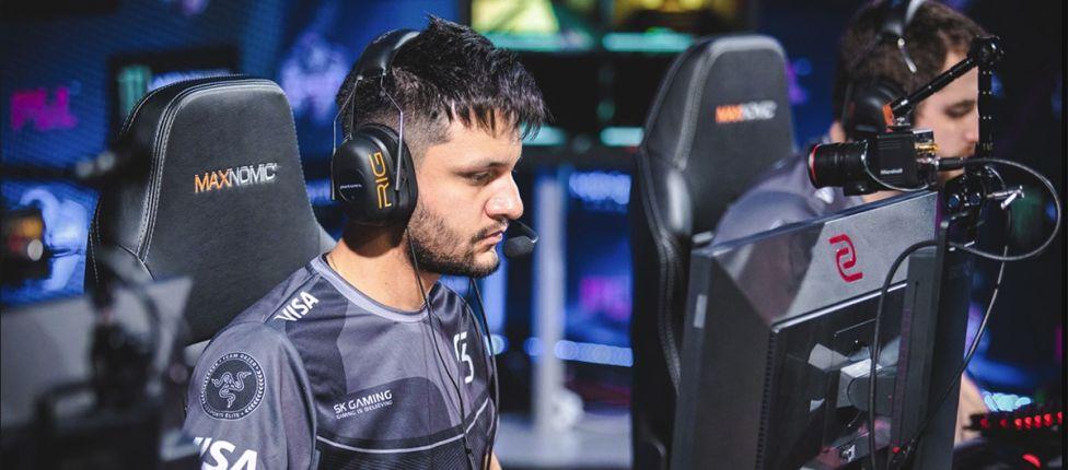 Fer é eleito o 3º melhor jogador de 2017 de CS:GO