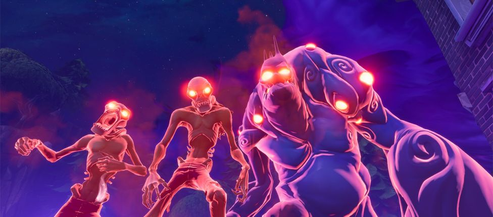 Atualização de Fortnite traz novo item para o Battle Royale e a volta do evento Tempestade Mutante