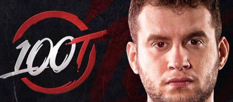 "100 Thieves anuncia saída de Vito ""kNgV"" Giuseppe da equipe"