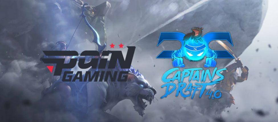 paiN Gaming perde os dois primeiros jogos no Minor Captains Draft 4.0
