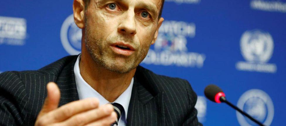Presidente da UEFA reconhece o eSports como um concorrente direto