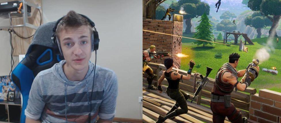 """Streamer de Fortnite """"Ninja"""" afirma ter quebrado recorde de inscritos na Twitch"""
