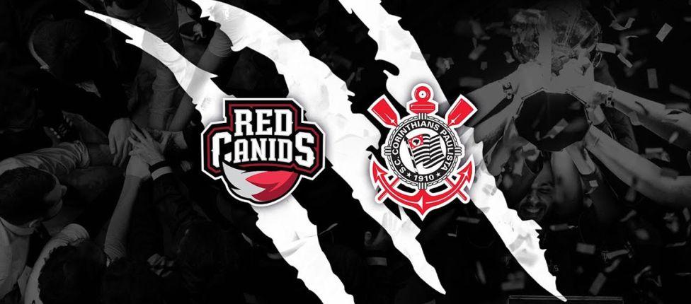 Após apenas quatro meses, Red Canids e Corinthians encerram parceria
