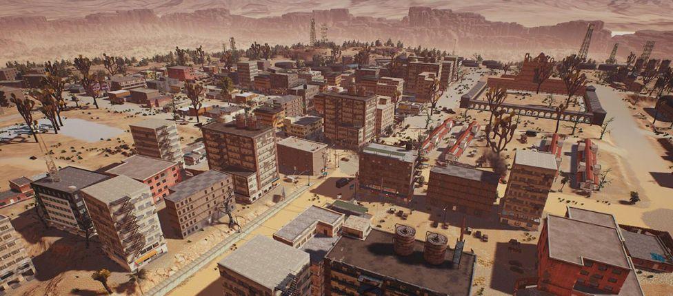 Mapa Miramar chega ao Xbox One em maio