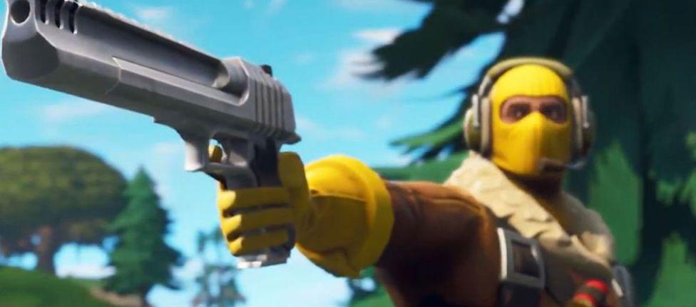 Popular em jogos FPS, modo Gun Game pode chegar em um futuro próximo no Fortnite