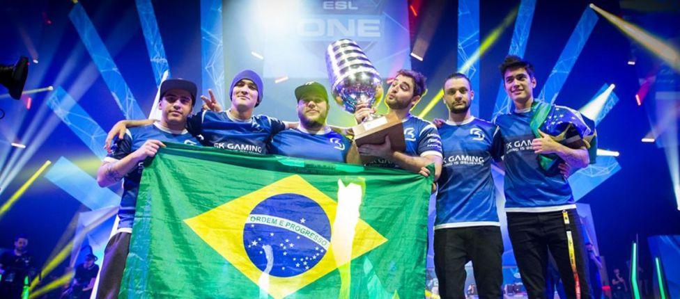 Quais os brasileiros que mais ganharam dinheiro com eSports