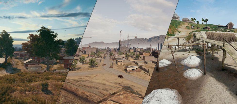 Seleção de mapas será removida na próxima atualização de PUBG – ou pelo menos parte dela