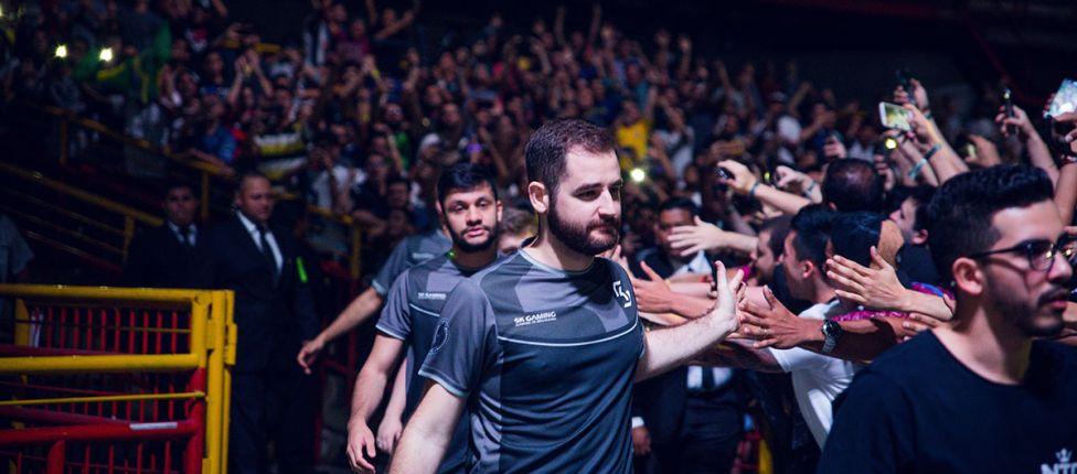 SK não consegue superar a mousesports em casa e está desclassificada do ESL One Belo Horizonte