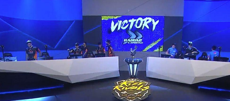 KaBuM vence primeira partida para o CBLOL contra a Rainbow 7 na Rift Rivals 2018