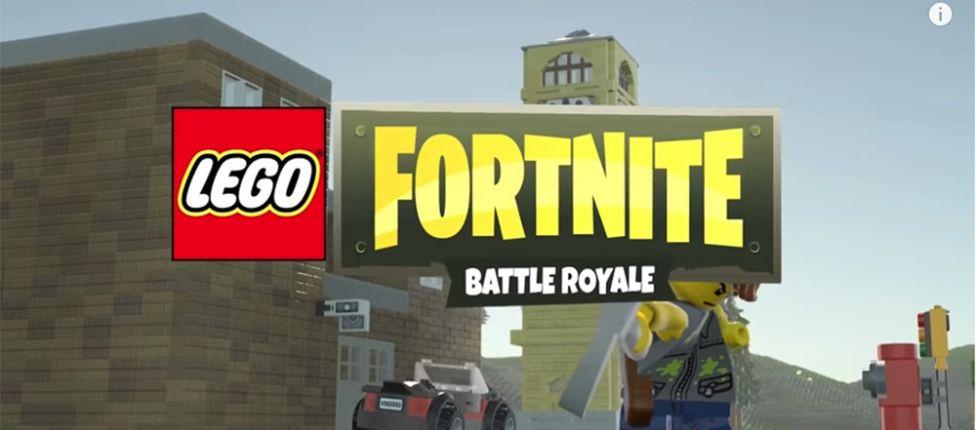 LEGO Fortnite:Battle Royale um jogo que seria bom demais para ser verdade