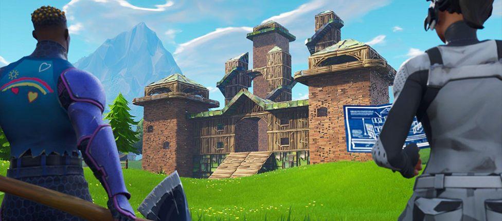 Epic Games anuncia a volta do modo Parquinho para o dia 25 deste mês