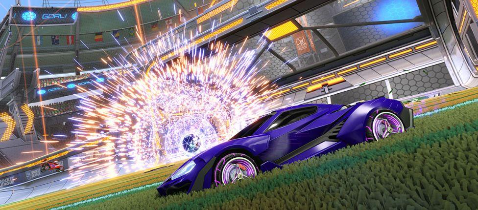 Nova caixa e novo carro chegam ao Rocket League no dia 30 deste mês