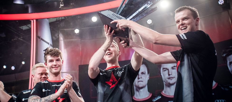 Astralis domina Liquid de TACO e é campeã do ELEAGUE Premier 2018