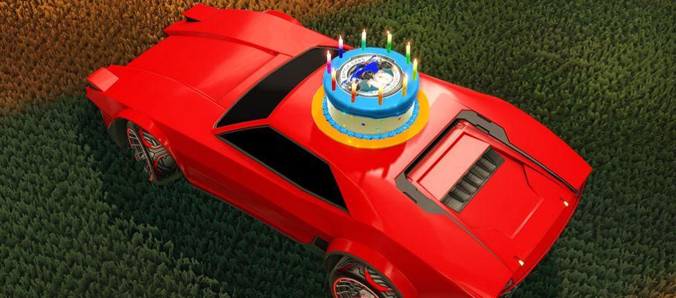 Evento de aniversário do Rocket League dará itens e contará com uma nova arena