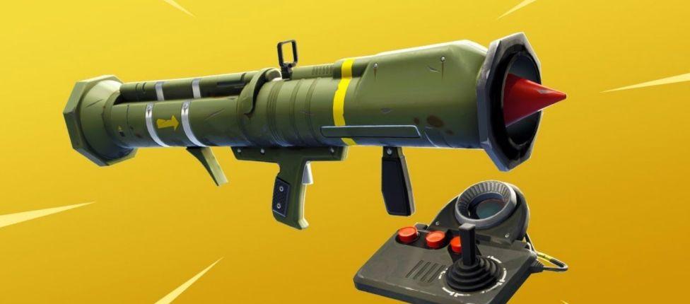 Um novo e melhorado míssil teleguiado voltará ao Fortnite