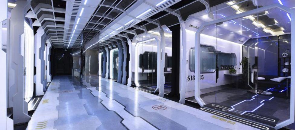 OMG! Time de eSports chinês possui um centro de treinamento incrível e futurista