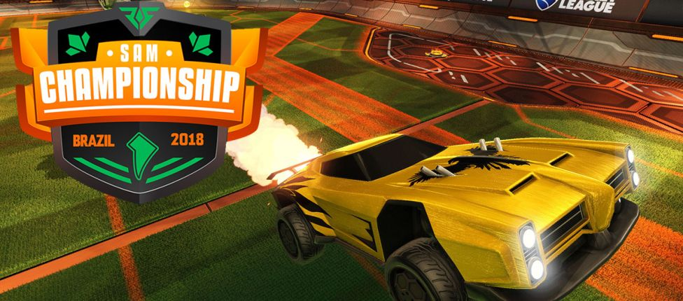 Etapa final da SAM Championship de Rocket League será realizada presencialmente em São Paulo