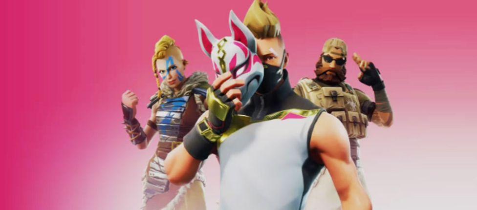 Xbox vaza sem querer primeira imagem das novas skins da Temporada 5 de Fornite