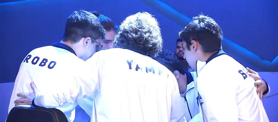 CNB e-Sports classifica-se para a semifinal ao derrotar Vivo Keyd em série disputadíssima
