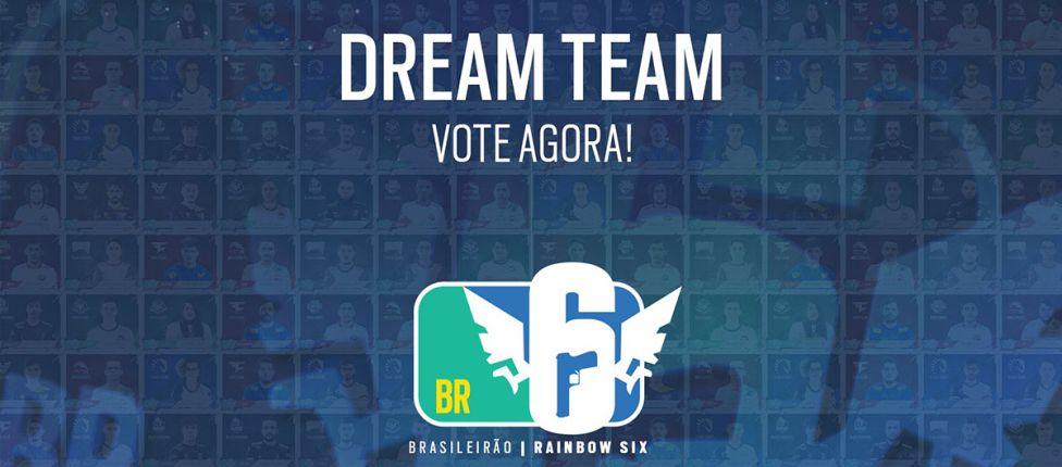 Votações para escolher o Dream Team do Brasileirão 2018 de Rainbow Six Siege estão abertas; veja como votar