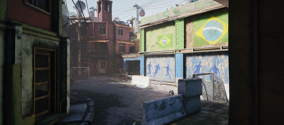 Mapa brasileiro, Favela, voltará a fila casual do Rainbow Six Siege