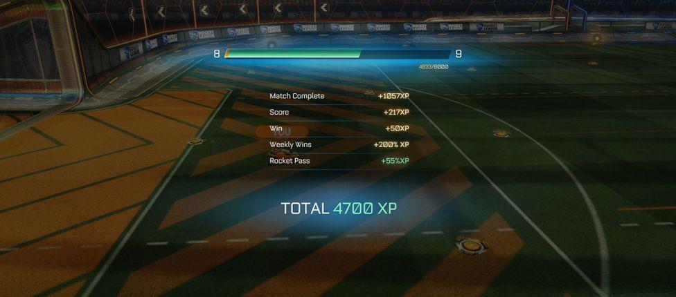 Próxima atualização de Rocket League, trará novo sistema de nível e criação de grupos ao jogo