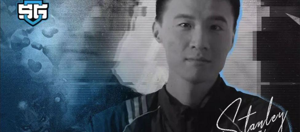 SG e-sports anuncia a saída do jogador norte-americano Stan King da sua equipe de Dota 2