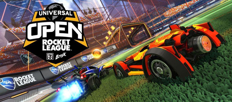 Finais da Universal Open de Rocket League acontecem neste final de semana e dará itens de graça; veja como conseguir