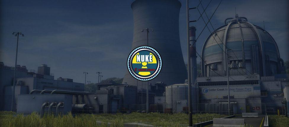 Veja as skins das armas dos pacotes de lembrança de Nuke para o FACEIT Major 2018