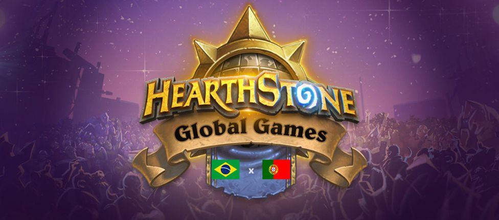 Brasil vence Portugal e se classifica para a fase presencial na BlizzCon do Hearthstone Global Games