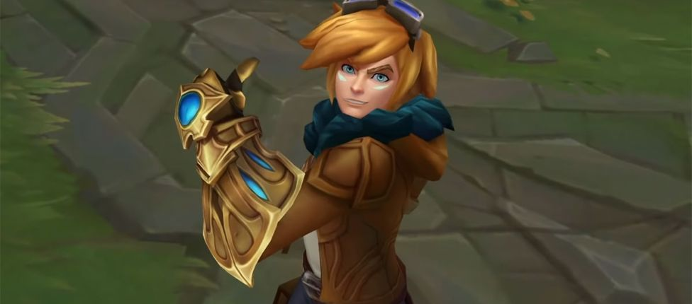 Riot Games divulga vídeo com novo visual e nova gameplay de Ezreal; confira