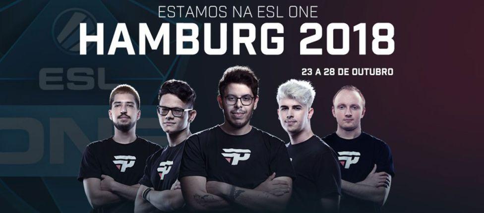 Dota 2: paiN Gaming aceita convite e disputará a ESL One Hamburgo 2018