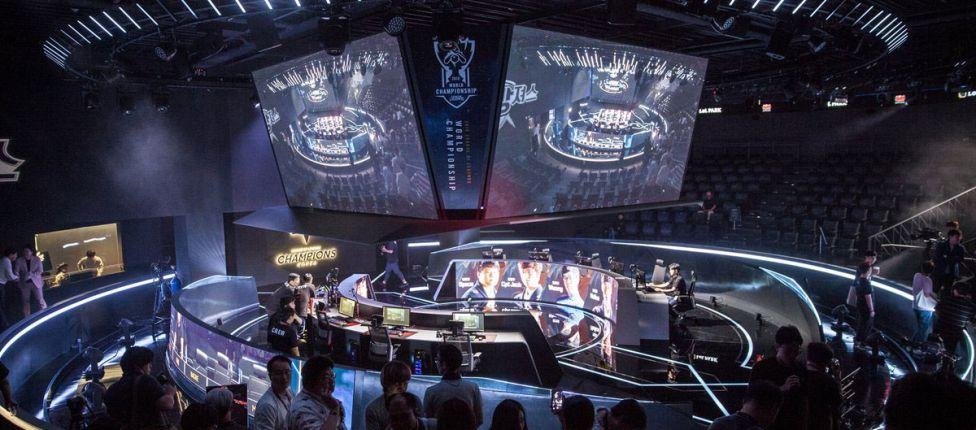Riot Games revela a nova casa da LCK, o LoL PARK