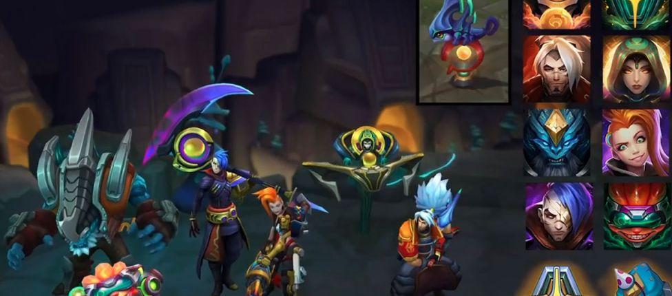 LoL: Veja as novas skins do evento Odisseia em jogo