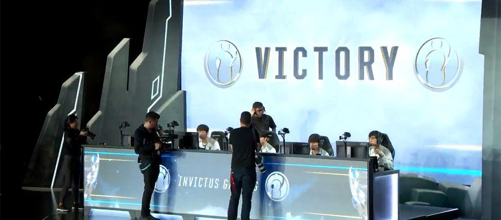 Invictus Gaming estreia com vitória no Mundial dominando G-Rex