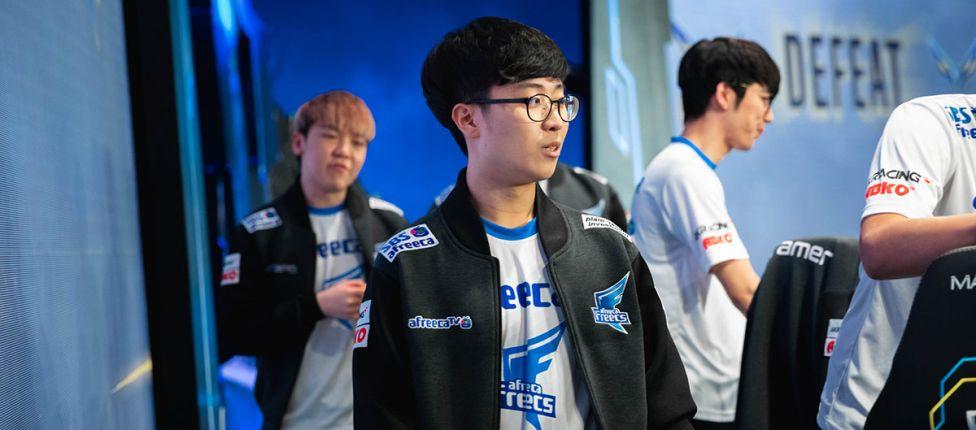 Recuperação coreana? Afreeca Freecs vence Phong Vu e encosta nos líderes do Grupo A