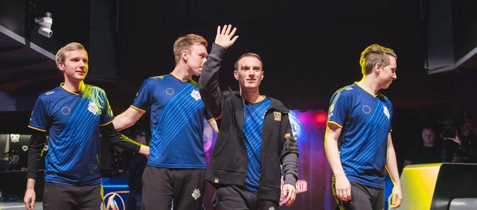 G2 bate Ascension Gaming e se recupera no Mundial de LoL 2018
