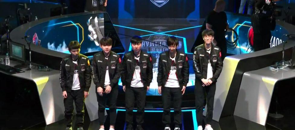 G-Rex vence KLG e termina primeiro dia de competições na liderança do grupo D
