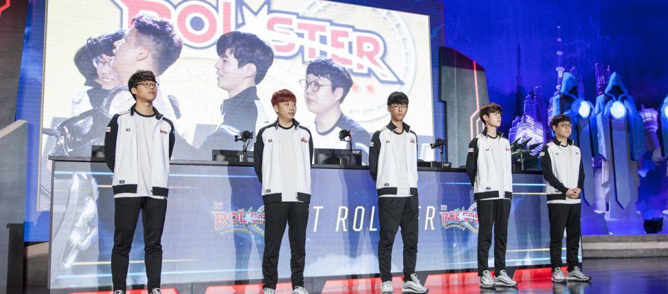 kt Rolster vence Team Liquid na partida de abertura do Mundial 2018 de LoL