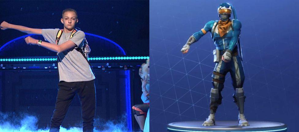 Por causa de dança, BackPack Kid processa Epic Games