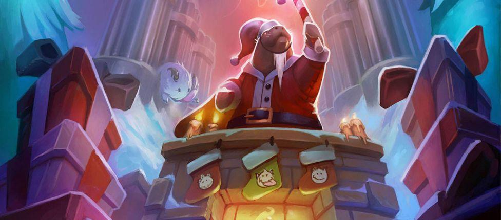 Evento de Natal de League of Legends não terá modo URF