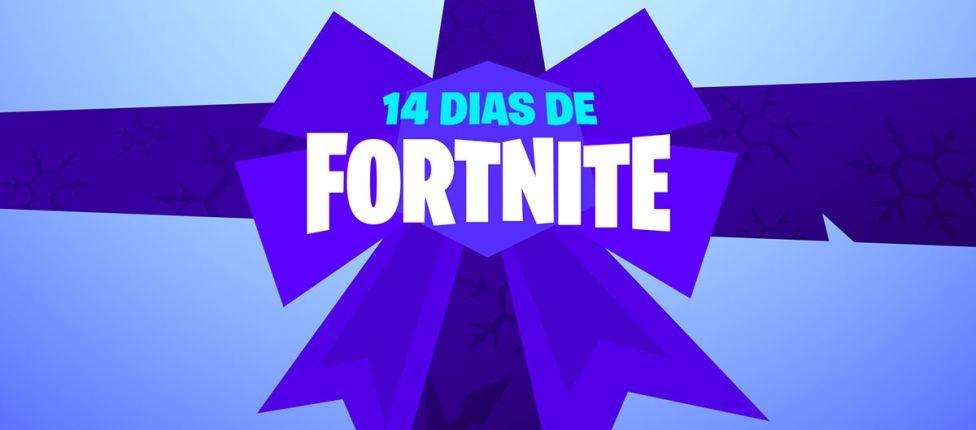 Evento 14 Dias de Fortnite está de volta ao jogo até a próxima semana
