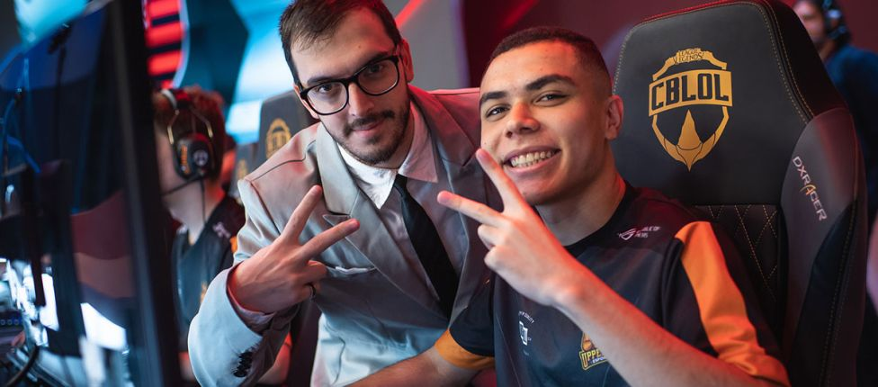 Uppercut domina Redemption e garante a vice-liderança do CBLoL