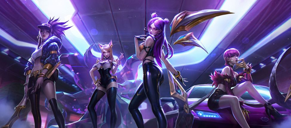 K/DA supera Imagine Dragons e se torna o vídeo mais visto de League of Legends no YouTube