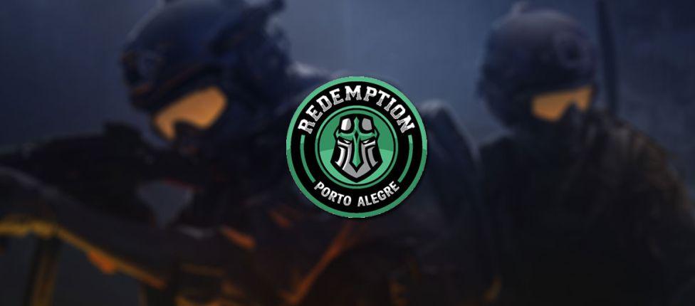 Redemption POA irá substituir AGO na DreamHack Rio