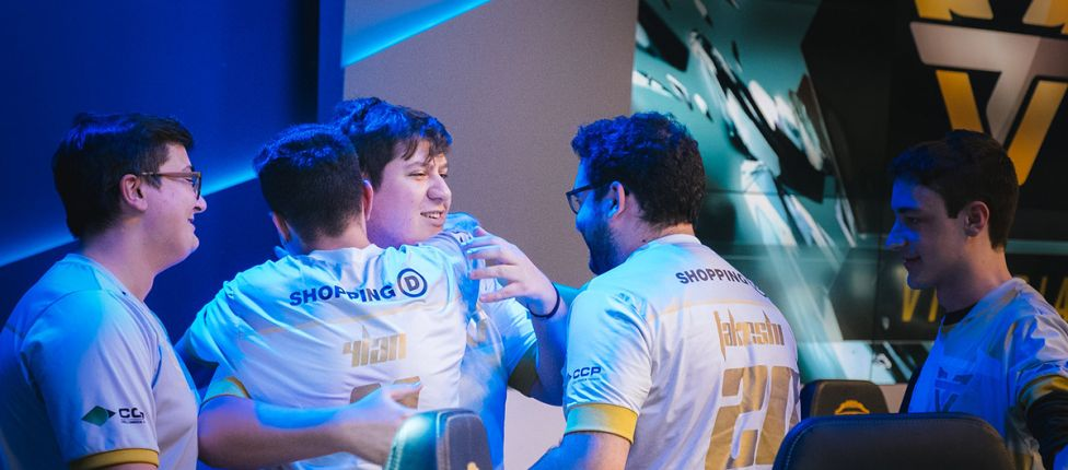Luskka brilha de Draven e Team oNe vence Redemption no CBLoL