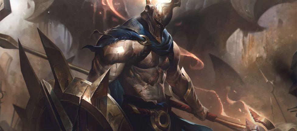 Remake de Phanteon é revelado pela Riot Games