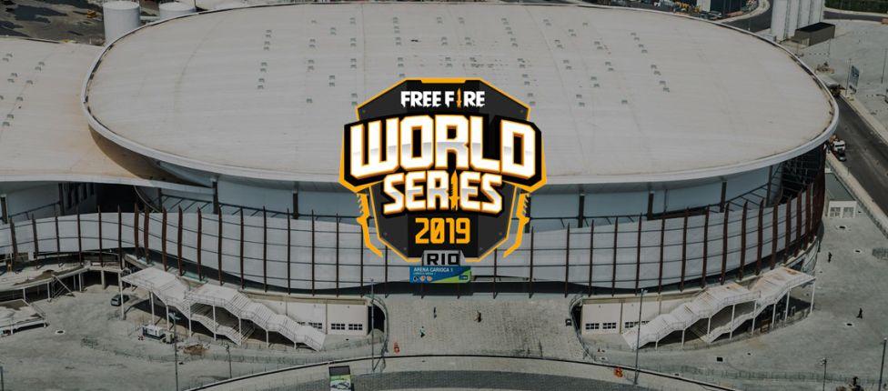Com dois representantes brasileiros, final do campeonato mundial de Free Fire acontece neste sábado