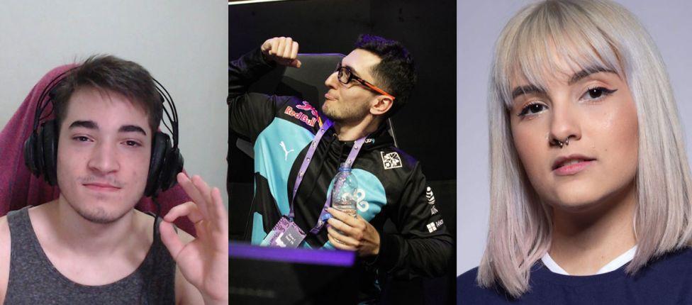 Jovirone, JSchritte e Riyuuka representarão o Brasil no All-Star de LoL e TFT