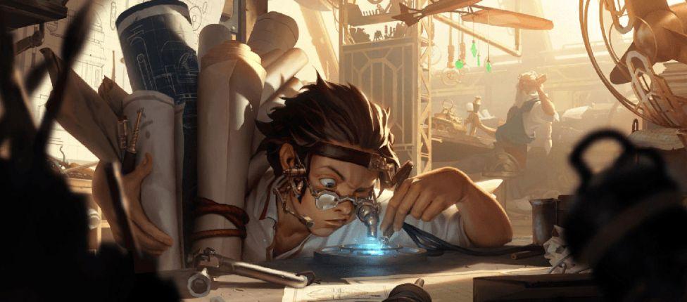 O Legends of Runeterra será dublado em português?